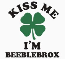 Kiss me, Im BEEBLEBROX by MELISSIAS