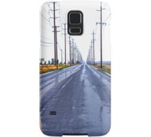 Wet Country Road - iPhone Case Samsung Galaxy Case/Skin