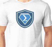 PowerShell Emblem Blue Unisex T-Shirt