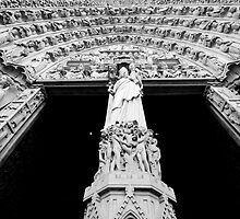 The Door of Notre Dame by Elizabeth Tunstall