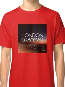 London Grammar 2 Classic T-Shirt