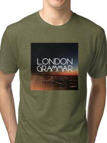 London Grammar 2 Tri-blend T-Shirt