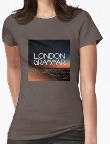 London Grammar 2 Womens Fitted T-Shirt