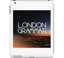 London Grammar 2 iPad Case/Skin