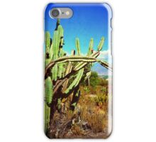 """Desert Plants - Westward Ho!"" iPhone Case/Skin"