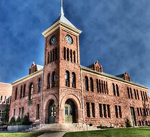 The Flagstaff Courthouse  by Saija  Lehtonen