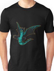 Seafoam wyvern Unisex T-Shirt