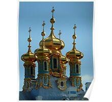 golden chapel Poster