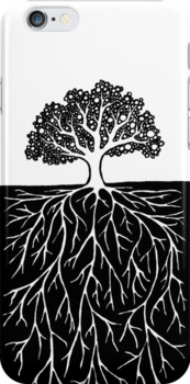 iPhone Roots 2 by eleveneleven
