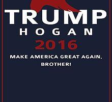 Trump/Hogan 2016 by philipmena
