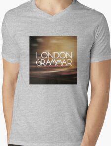 London Grammar 3 Mens V-Neck T-Shirt