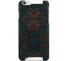 Feather - coloured iPhone Case/Skin