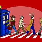 Gallifrey Road- Christmas Special by Monstar