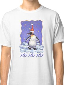 Penguin Christmas Card Classic T-Shirt