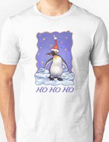 Penguin Christmas Card T-Shirt