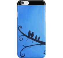 Roots and Wings iPhone Case/Skin