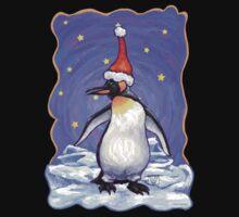 Penguin Christmas One Piece - Long Sleeve