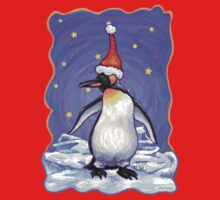 Penguin Christmas One Piece - Long Sleeve