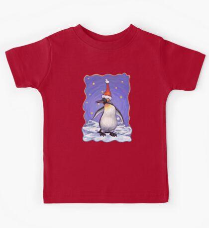 Penguin Christmas Kids Tee