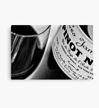 Sip with you...Top Ten Challenge, Got 5 Featured Works Canvas Print