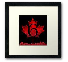 Toronto 6 Framed Print
