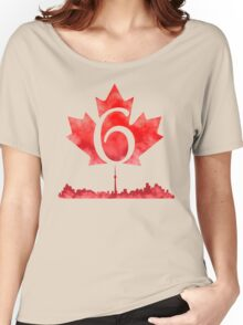 Toronto 6 Women's Relaxed Fit T-Shirt
