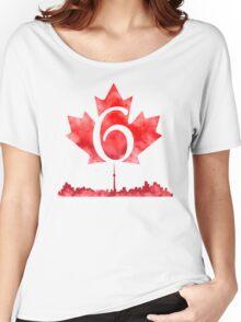 Toronto 6 Women's Relaxed Fit T-Shirt