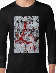 Ai Weiwei Long Sleeve T-Shirt