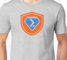 PowerShell Emblem - Orange Unisex T-Shirt