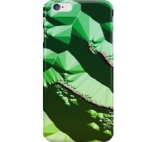 GREEN UNYONS iPhone Case/Skin