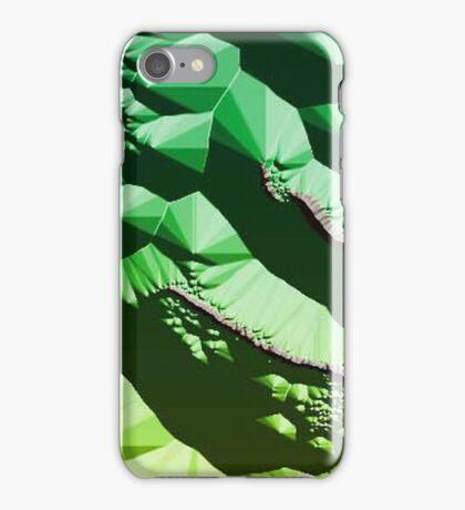 GREEN UNYONS iPhone Case/Skin