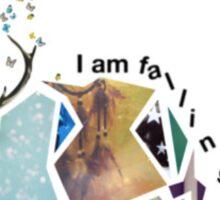 I Am Falling Apart. Sticker