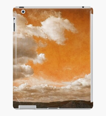 """Drifting Through The Valley"" iPad Case/Skin"