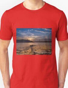 Wave's just hit the shore Unisex T-Shirt