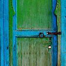 Moroccan Door (2) by Haggiswonderdog