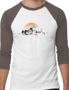 88 Million Years Ago... Men's Baseball ¾ T-Shirt
