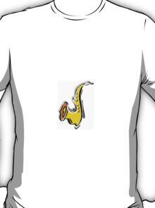 Saxaphone T-Shirt