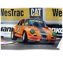 Porsche Carrera Cup | Homebush 2011  Poster