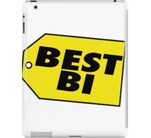 Best Bi iPad Case/Skin