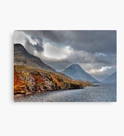 Wast Water - Lake District Metal Print