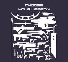 Choose your weapon - light Unisex T-Shirt
