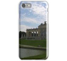Gloriette, Vienna Austria iPhone Case/Skin