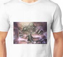 Cthulhu / Godzilla Unisex T-Shirt
