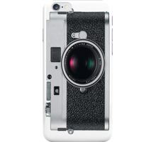 retro camera iphone case iPhone Case/Skin