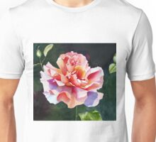 """Just Joey"" Rose Watercolor Unisex T-Shirt"