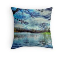 Luminous Throw Pillow