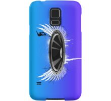 Ride the Bass wave Samsung Galaxy Case/Skin