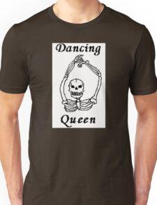 Dancing Queen Skeleton Unisex T-Shirt