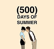 500 DAYS OF SUMMER by sophiemase