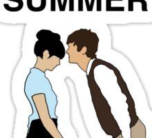 500 DAYS OF SUMMER Sticker